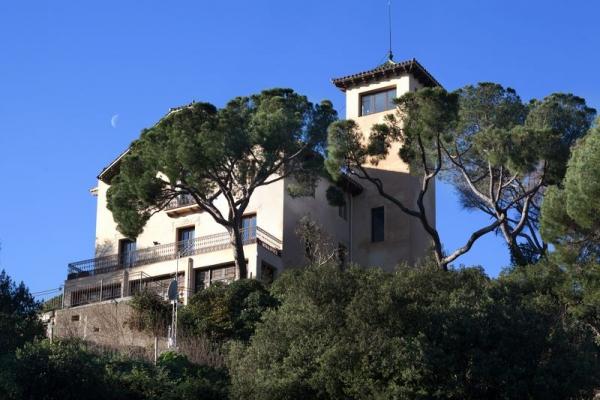 Casas de lujo en Barcelona, visitamos Villa Paula