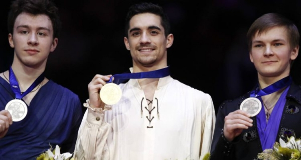 Javier Fernández conquista su sexto campeonato de europa de patinaje artístico