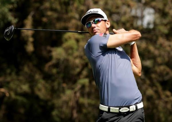 Rafael Cabrera-Bello, tercero en el World Golf México Championship