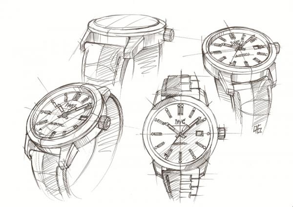 Los nuevos relojes IWC INGENIEUR Automático, Cronógrafo y Calendario
