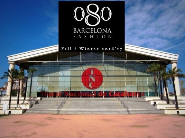 El 080 Barcelona Fashion celebrará en el Teatre Nacional de Catalunya su edicón invierno