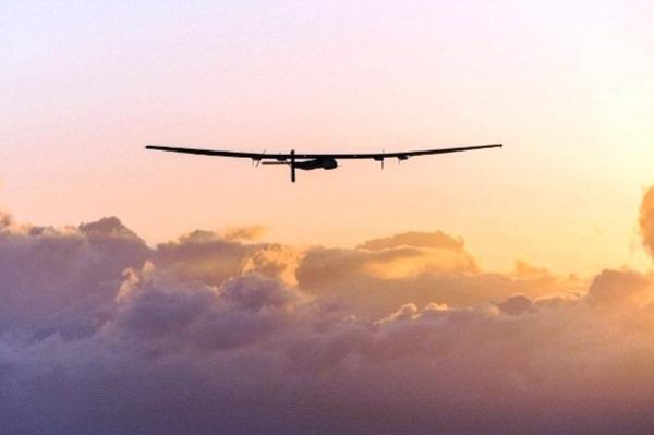 Solar Impulse 2 retoma su vuelta al mundo con el apoyo de Moët Hennessy
