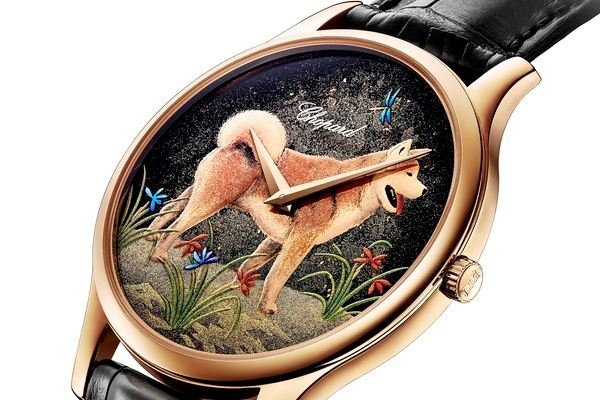 Reloj Chopard L.U.C XP Urushi Year of the dog