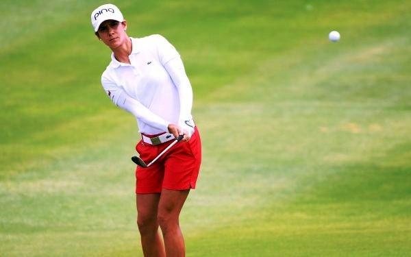 Segunda plaza de Azahara Muñoz en el LOTTE Championship Golf de Hawai