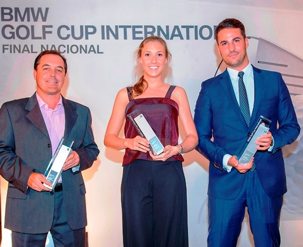 BMW ya tiene representantes para la Final de la BMW Golf Cup International 2016
