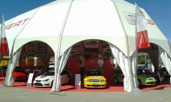 Pabellón SEAT Circuit de Barcelona - Catalunya