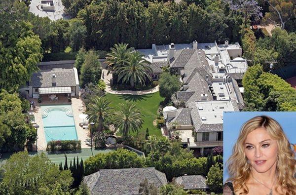 En venta la casa de Madonna en Beverly Hills