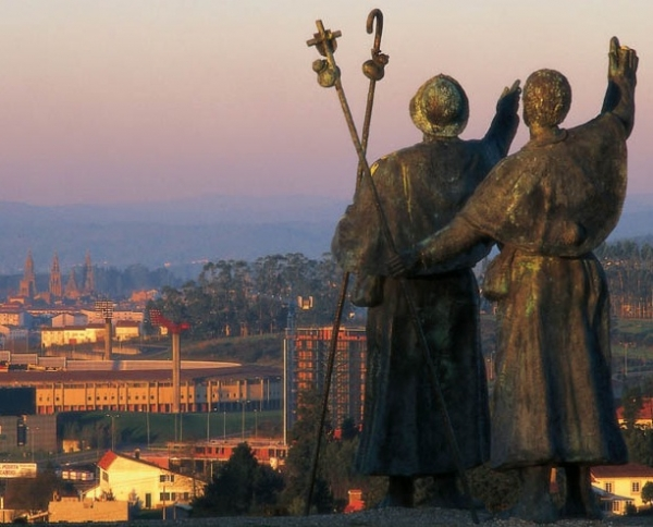 Los Caminos de Santiago del Norte de España nuevos Patrimonios de la Humanidad
