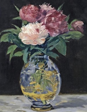 bouquet de manet