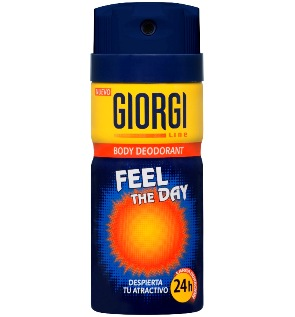 giorgi feel the day