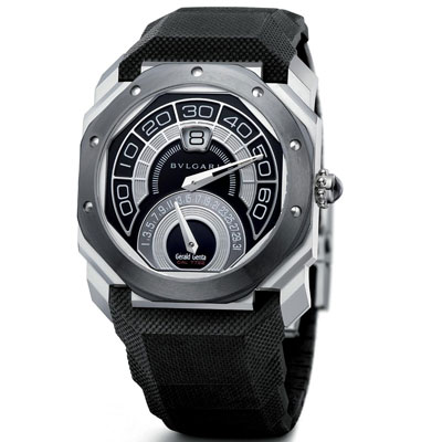 Bulgari Octo Bi-Retro Steel Ceramic