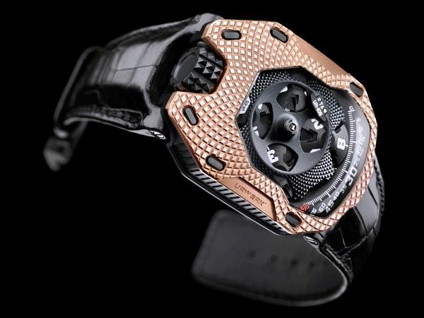 Reloj URWERK UR-105 Raging Gold