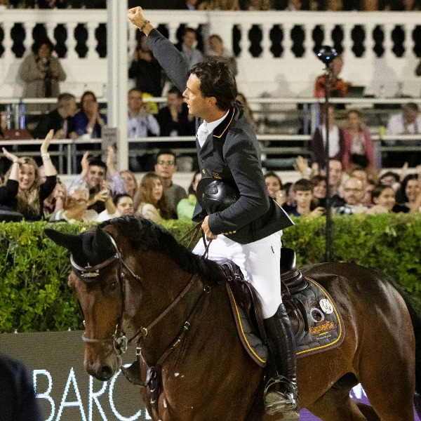 El equipo español conquista La Longines FEI Jumping Nations Cup Final - Challenge Cup