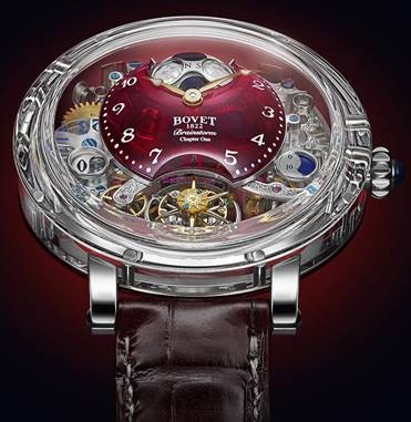Reloj Bovet Récital 26 Brainstorm Chapter One