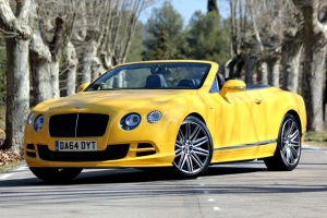 Bentley Continental GT Speed Convertible, 625 cv para disfrutar a cielo abierto