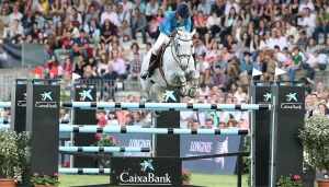 CSI 5* Madrid – Longines Global Champions Tour LGCT