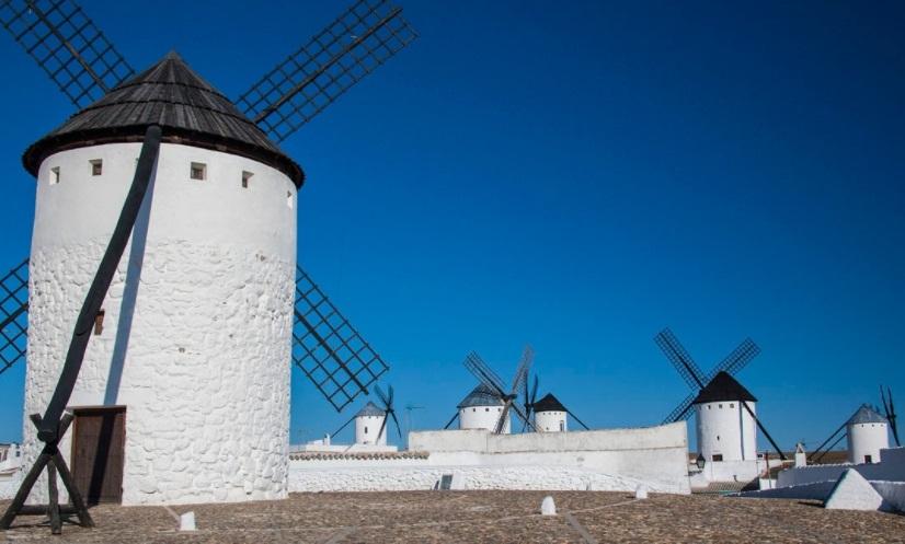 IRuta de Don Quijote, itinerario cultural europeo