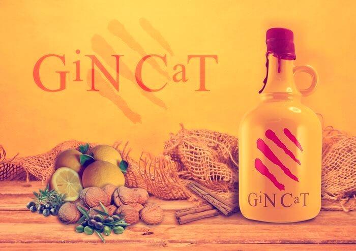 IGinebra Gin Cat, el sabor de una tierra