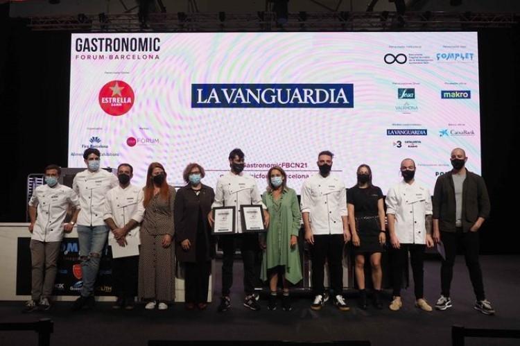 IPremios Cuiner 2021 y los InnoFòrum en el Gastronomic Forum Barcelona
