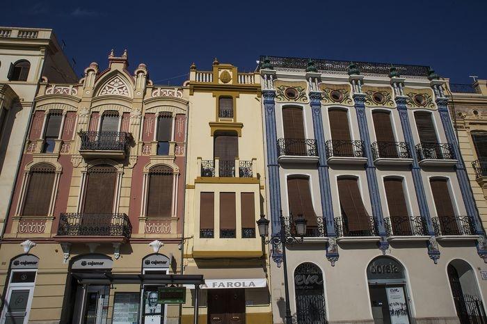 IRuta Modernista por Castellón