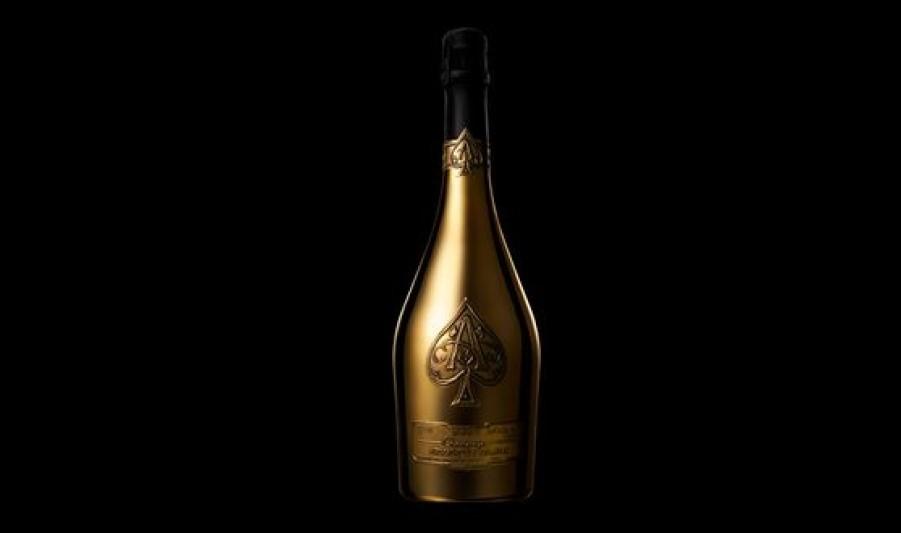 IMoët Hennessy compra el 50% de la marca de champagne Armand de Brignac