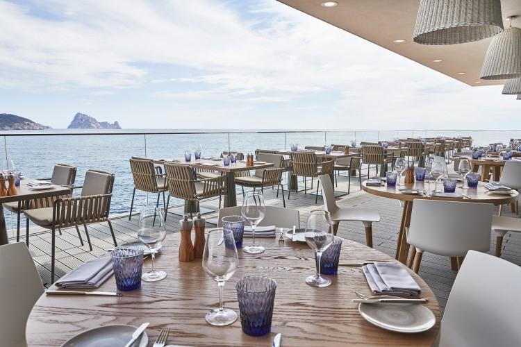 IThe View la propuesta gastro del resort de lujo 7Pines Ibiza