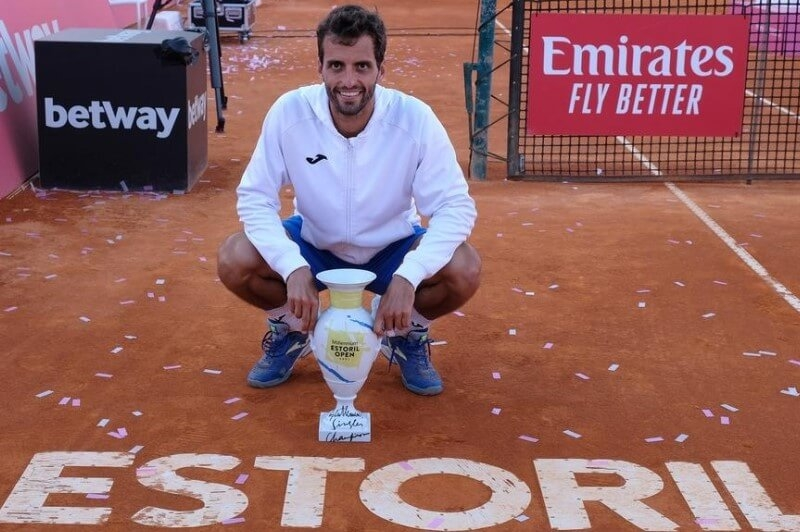 IAlbert Ramos conquista el ATP Tenis de Estoril