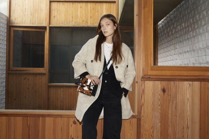 ILet's Get Cosy Outside, la última editorial de moda de Parfois