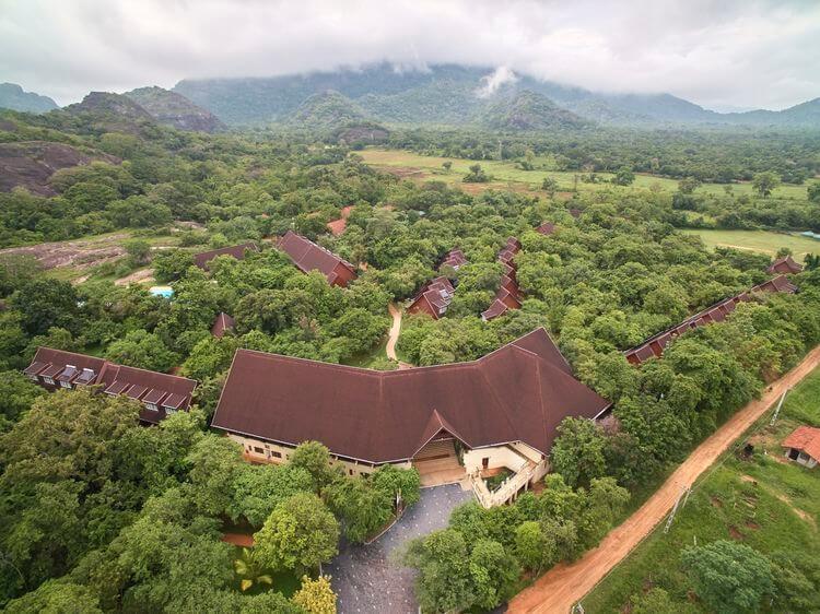 IHotel Occidental Paradise Dambulla Sri Lanka