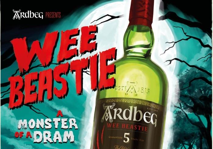 IArdbeg Wee Beastie, un single malt de 5 años intensamente ahumado