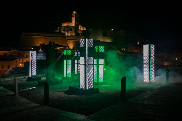 IIBIZA LIGHT FESTIVAL: ARTE, CULTURA Y TECNOLOGÍA DE IBIZA