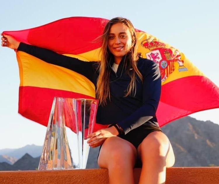 IPaula Badosa conquista el WTA 1000 de Indian Wells