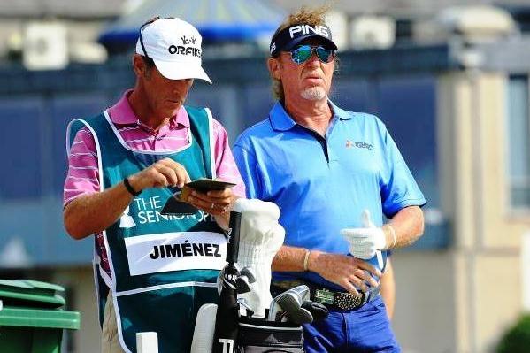 IMiguel Ángel Jiménez se queda a centímetros de un nuevo triunfo en el American Family Insurance Championship Golf